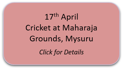 Cricket At Mysuru