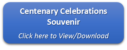 Centenary Celebrations Souvenir